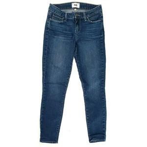 Paige Womens Verdugo Ankle Blue Jeans Size 27